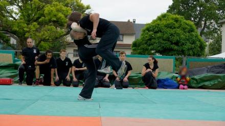 Sport de combat yerres